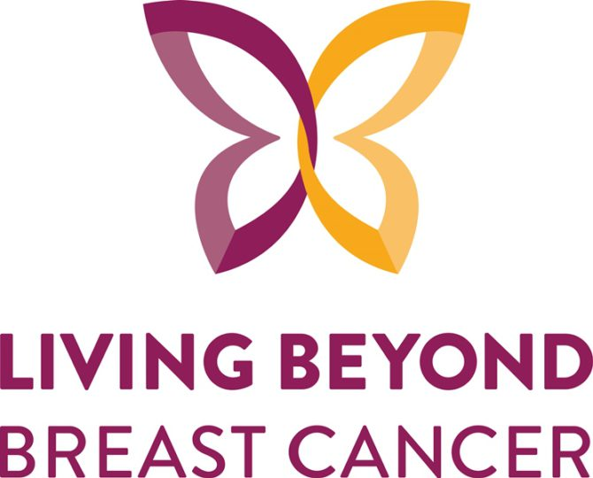 Living Beyond Breast Cancer Logo (Color)