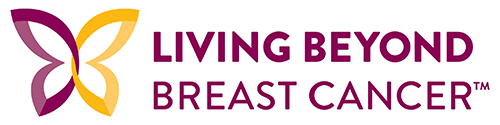 Living Beyond Breast Cancer Logo (Color, Flat)