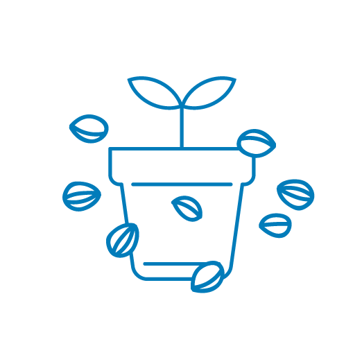 Plants & Seeds Icon