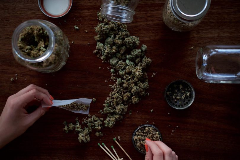 Packing a joint