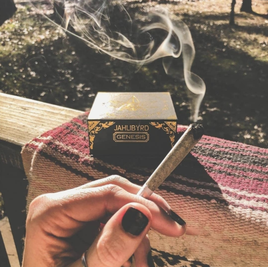 Burning joint