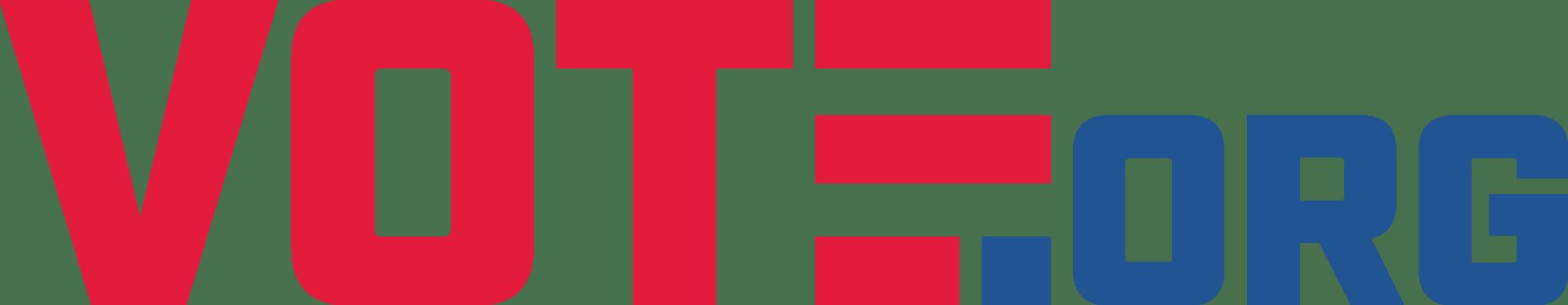 Vote Dot Org logo
