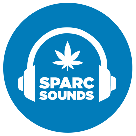 SPARC Sounds logo (circle)