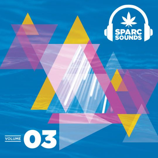 SPARC Sounds Volume 3: Hybrid album cover