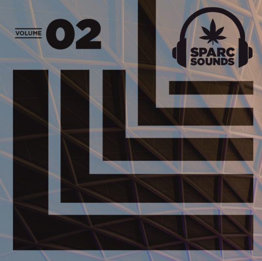 SPARC Sounds Volume 2: Indica album cover