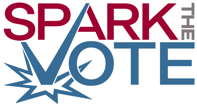 Spark the Vote logo